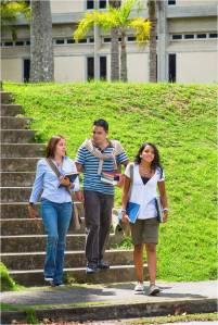 5 Latino Students