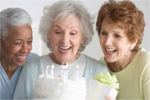 1 Elderly Women